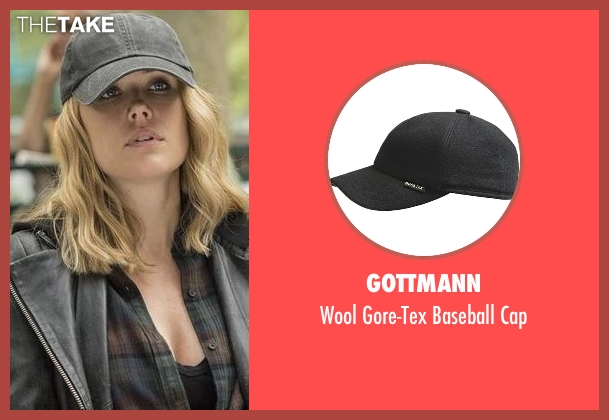 Gottmann black cap from The Blacklist seen with Elizabeth Keen (Megan Boone)