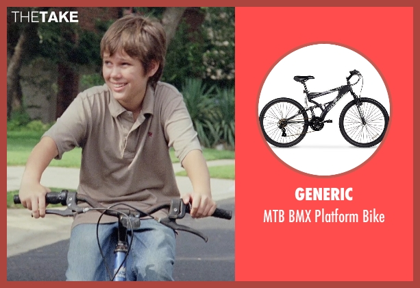 Generic bike from Boyhood seen with Ellar Coltrane (Mason)