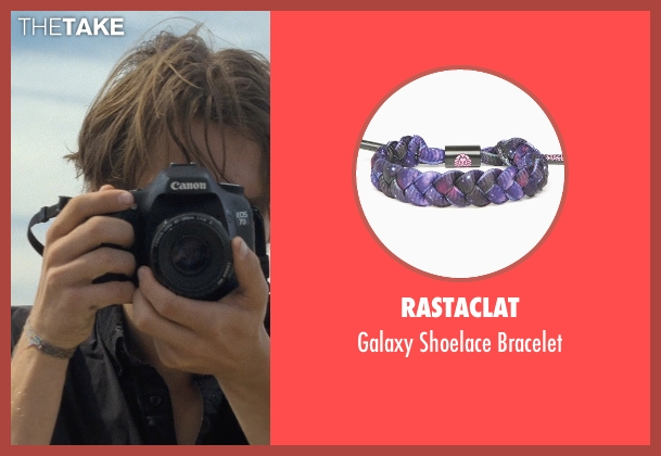 Rastaclat bracelet from Boyhood seen with Ellar Coltrane (Mason)