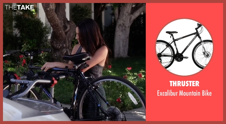 Thruster bike from Pretty Little Liars seen with Emily Fields (Shay Mitchell)