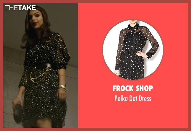Frock Shop black dress from We Are Your Friends seen with Emily Ratajkowski (Sophie)