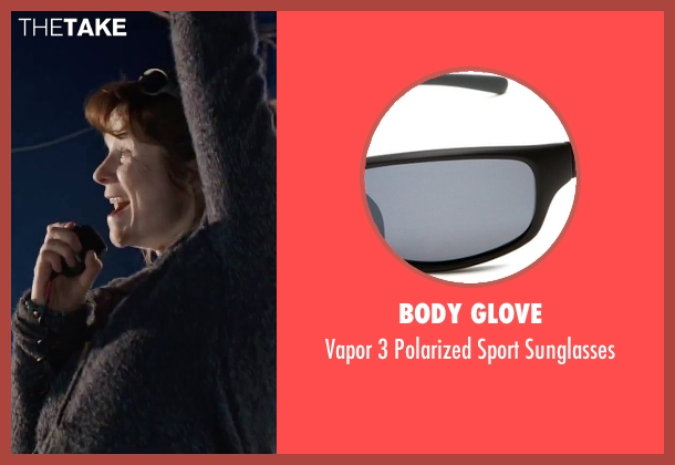 Body Glove black sunglasses from Everest seen with Emily Watson (Helen Wilton)