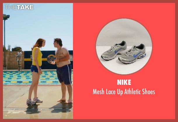 Nike gray shoes from Easy A seen with Emma Stone (Olive)