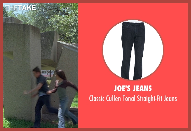 Joe's Jeans blue jeans from Boyhood seen with Ethan Hawke (Dad)