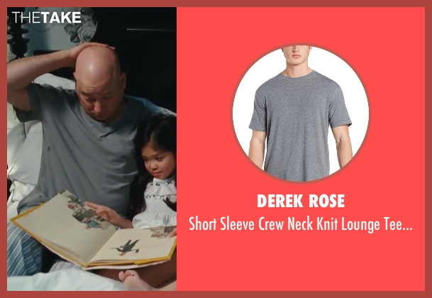 Derek Rose gray shirt from Sex and the City 2 seen with Evan Handler (Harry)