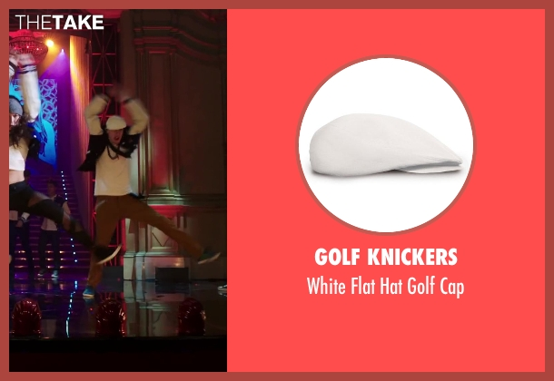 Golf Knickers cap from Step Up: All In seen with Facundo Lombard (The Santiago Twins)