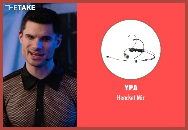 YPA mic from Pitch Perfect 2 seen with Flula Borg (Unknown Character)