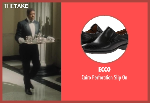 Ecco black on from Lee Daniels' The Butler seen with Forest Whitaker (Cecil Gaines)