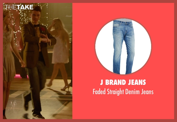 J Brand Jeans blue jeans from Barely Lethal seen with Gabriel Basso (Gooch)