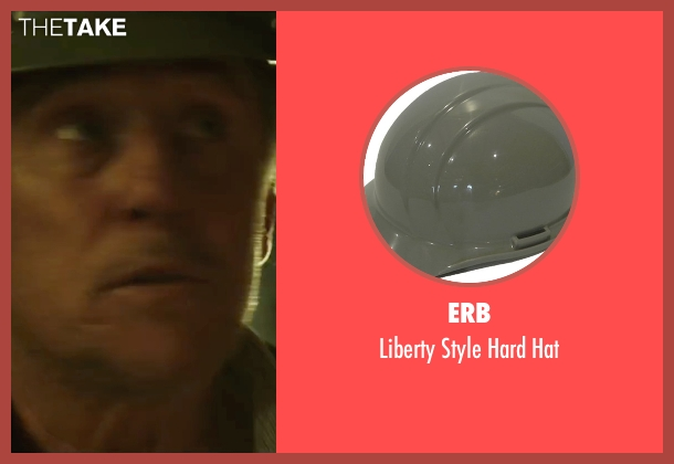 ERB hat from The 33 seen with Gabriel Byrne (Andre Sougarret)