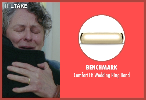 Benchmark gold band from If I Stay seen with Gabrielle Rose (Gran)