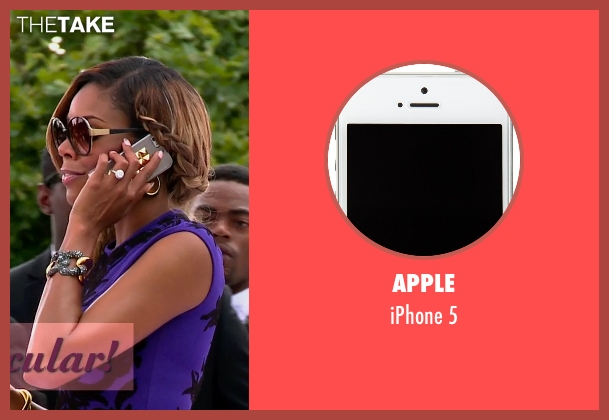 Apple 5 from Top Five seen with Gabrielle Union (Erica Long)