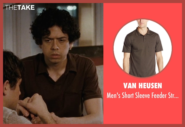 Van Heusen brown pocket from (500) Days of Summer seen with Geoffrey Arend (McKenzie)