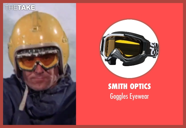 Smith Optics eyewear from On Her Majesty's Secret Service seen with George Lazenby (James Bond)