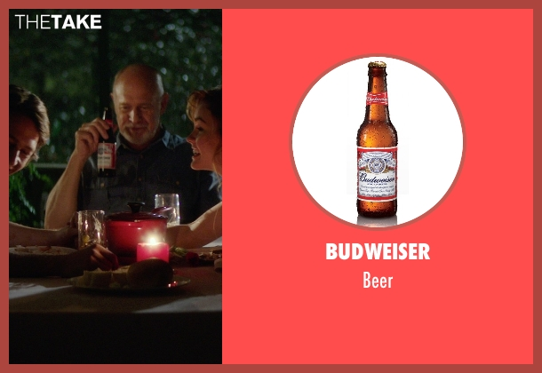Budweiser beer from The Best of Me seen with Gerald McRaney (Tuck)