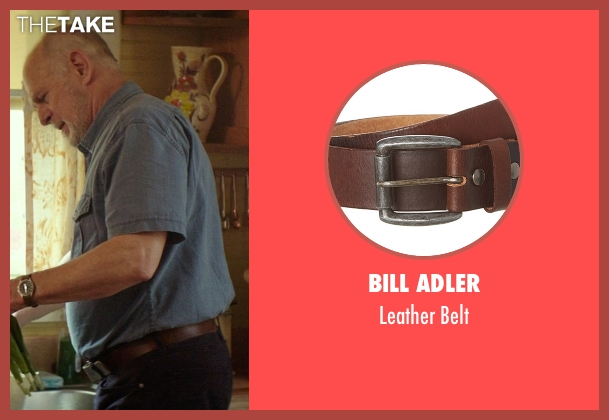 Bill Adler brown belt from The Best of Me seen with Gerald McRaney (Tuck)