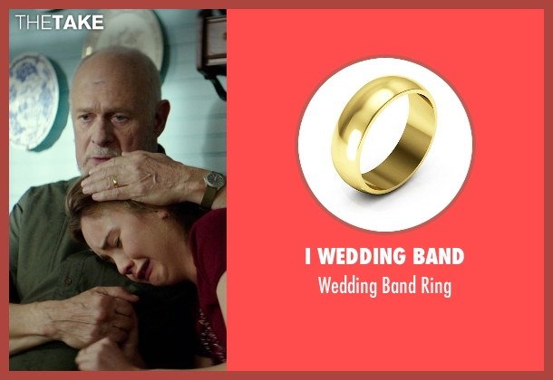 i Wedding Band ring from The Best of Me seen with Gerald McRaney (Tuck)