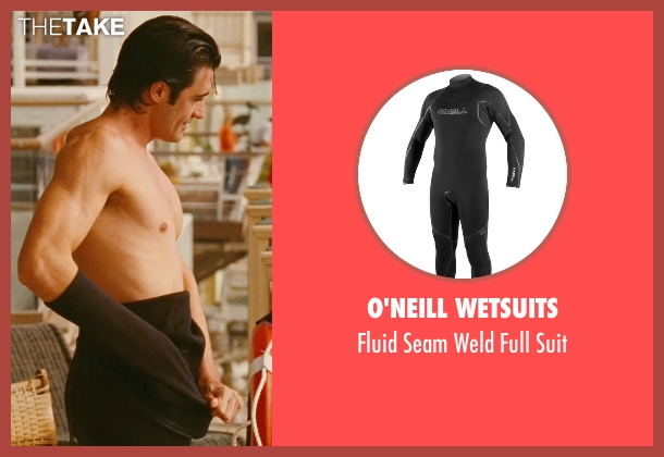 O'Neill Wetsuits suit from Sex and the City seen with Gilles Marini