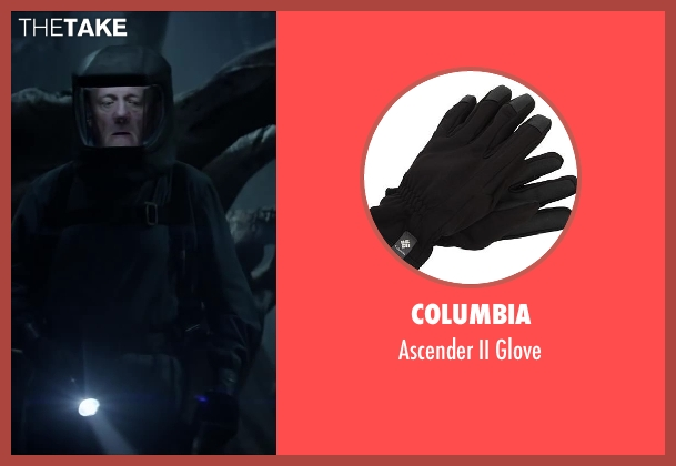 Columbia black glove from Godzilla