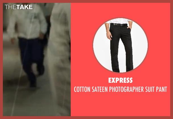 Express black pant from Godzilla