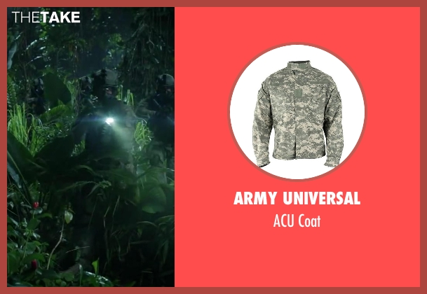 Army Universal coat from Godzilla