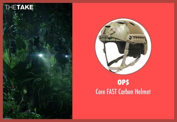 Ops helmet from Godzilla