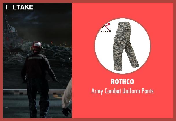 Rothco pants from Godzilla