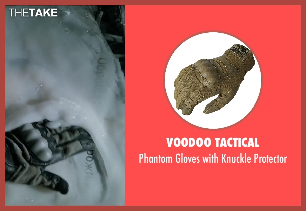 Voodoo Tactical protector from Godzilla