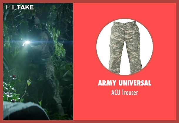 Army Universal trouser from Godzilla