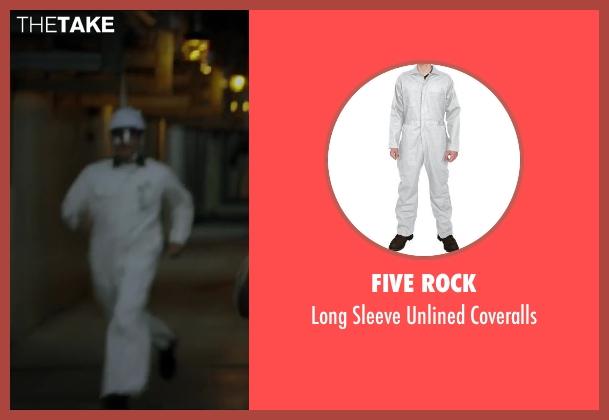 Five Rock white coveralls from Godzilla