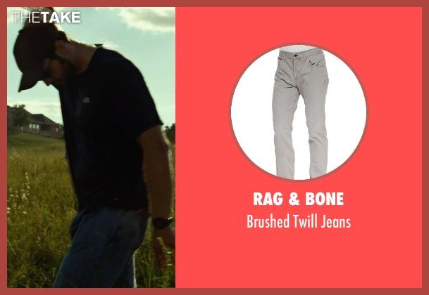 Rag & Bone gray jeans from Gone Girl