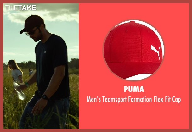 Puma red cap from Gone Girl