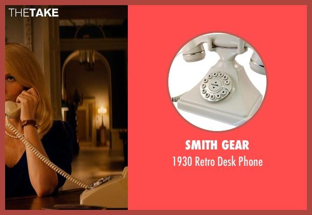 Smith Gear phone from Mortdecai seen with Gwyneth Paltrow (Johanna)
