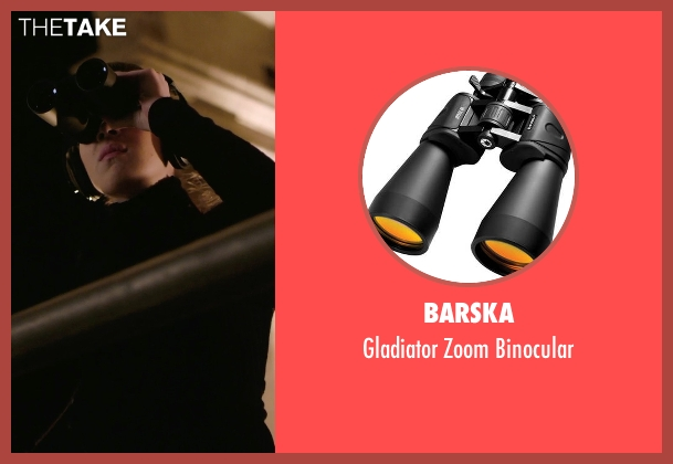 Barska binocular from Barely Lethal seen with Hailee Steinfeld (Megan Walsh)