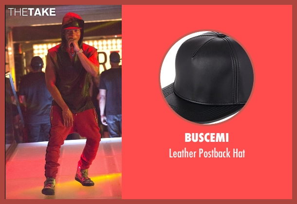 Buscemi black hat from Empire seen with Hakeem Lyon (Bryshere Y. Gray)