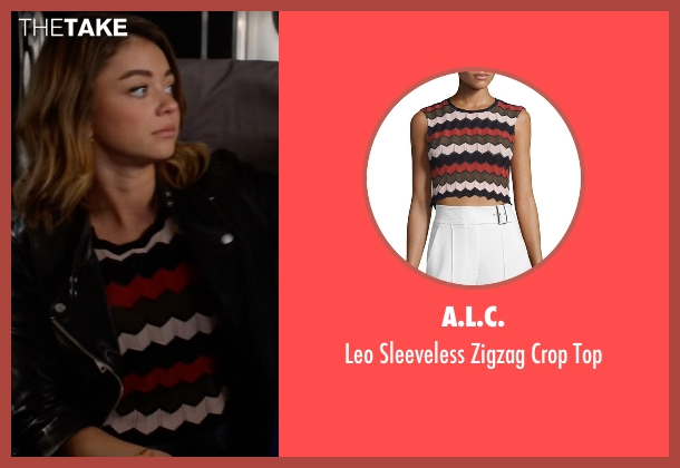 A.L.C.  top from Modern Family seen with Haley Dunphy (Sarah Hyland)