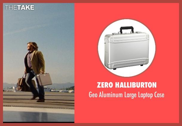 Zero Halliburton case from Entourage seen with Haley Joel Osment (Travis)