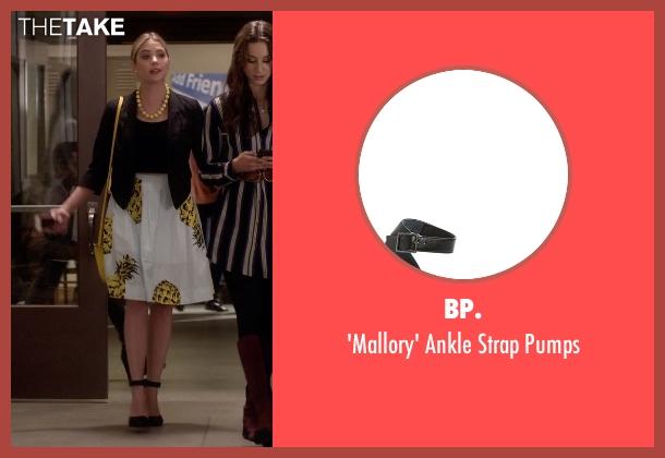 BP. black pumps from Pretty Little Liars seen with Hanna Marin (Ashley Benson)