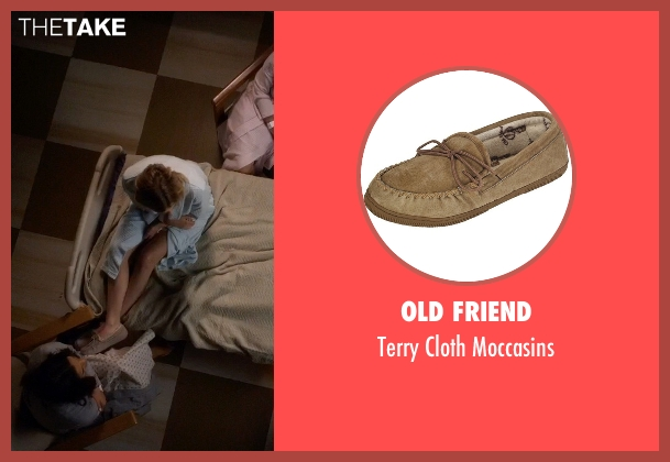 Old Friend brown moccasins from Pretty Little Liars seen with Hanna Marin (Ashley Benson)