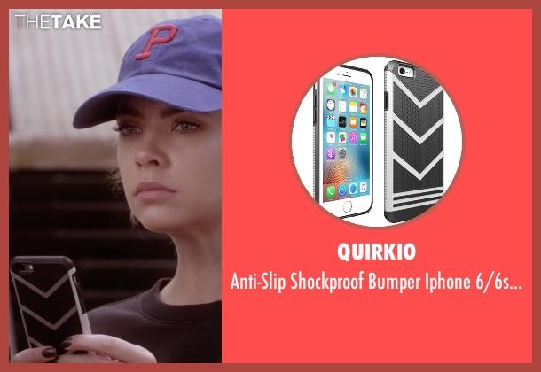 Quirkio case from Pretty Little Liars seen with Hanna Marin (Ashley Benson)