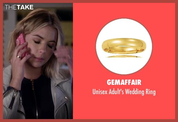 GemAffair gold ring from Pretty Little Liars seen with Hanna Marin (Ashley Benson)