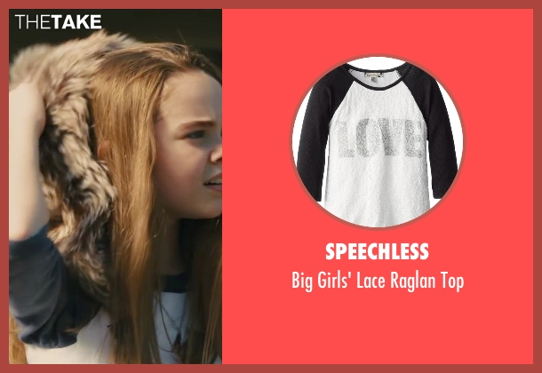 Speechless gray top from Paper Towns seen with Hannah Alligood (Young Margo)