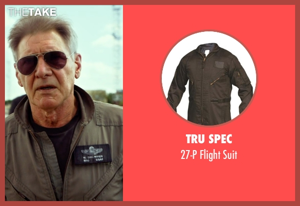 Tru Spec suit from The Expendables 3 seen with Harrison Ford (Drummer)