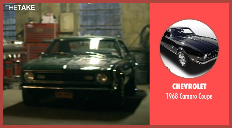 Chevrolet coupe from Need for Speed seen with Harrison Gilbertson (Little Pete)
