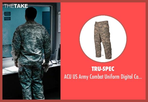 Tru-Spec pants from Man of Steel seen with Harry Lennix (General Swanwick)