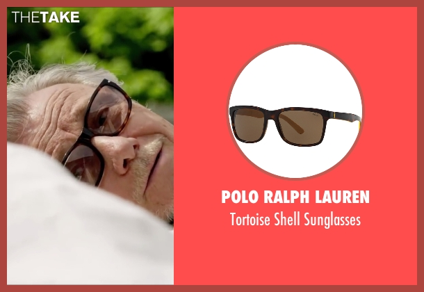 Polo Ralph Lauren sunglasses from Youth seen with Harvey Keitel (Mick Boyle)