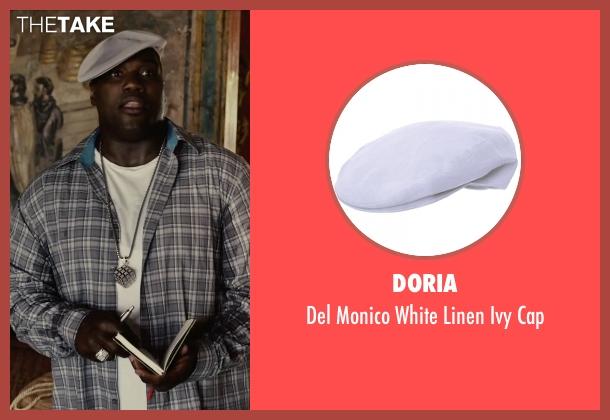 Doria white cap from Begin Again seen with Harvey Morris (Troublegum Posse 2 - Phat Jimmy)