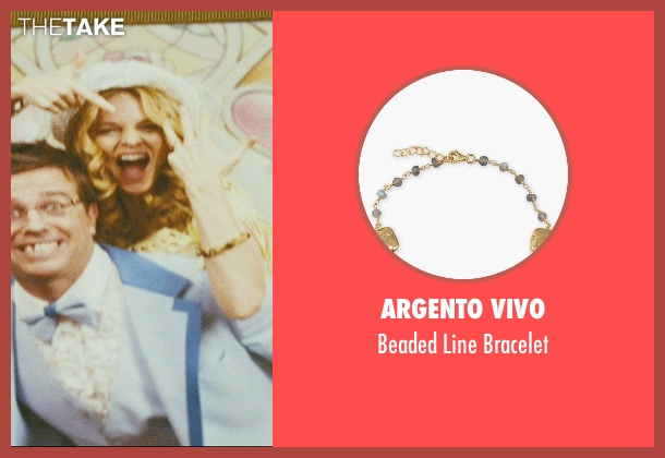 Argento Vivo bracelet from The Hangover seen with Heather Graham (Jade)