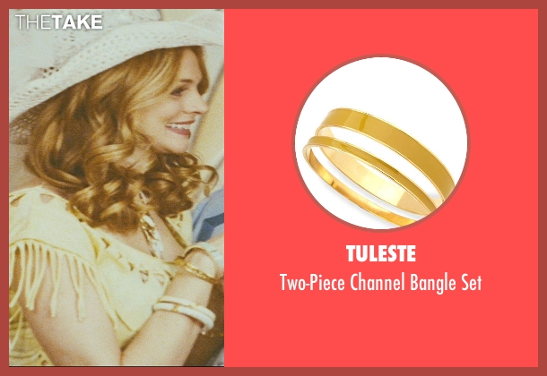 Tuleste gold set from The Hangover seen with Heather Graham (Jade)