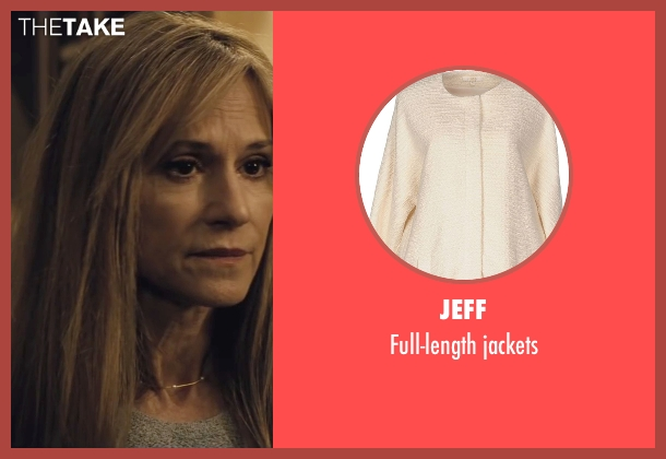 JEFF white jackets from Batman v Superman: Dawn of Justice seen with Holly Hunter (US Senator)